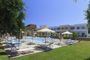 Rhodes-Rhodes, Hôtel Atlantica Mikri Poli 4*