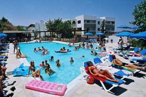 Rhodes-Rhodes, Hôtel Sirene Beach 4*