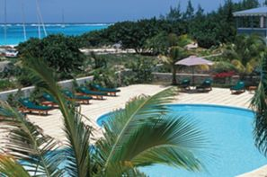 Saint Martin-Saint Martin, Hôtel Alamanda Resort 4*