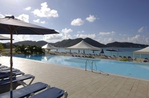 Saint Martin-Saint Martin, Hôtel Sonesta Great Bay Beach Resort, Casino & Spa 4*