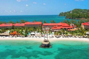 Sainte Lucie-Sainte-Lucie, Hôtel Grande St Lucian Beach Resort & Spa 5*