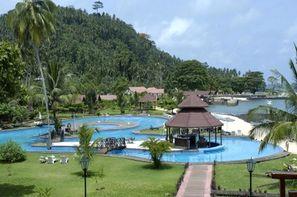 Sao Tome-Sao Tome, Hôtel Pestana Ilheu das Rolas Island 4*