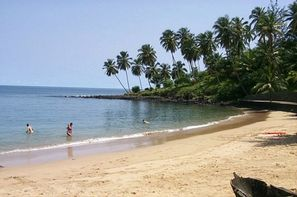 Sao Tome-Sao Tome, Club Santana 4*