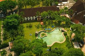 Sao Tome-Sao Tome, Hôtel Pestana Miramar 3*