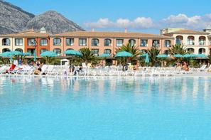 Sardaigne - Olbia, Hôtel Club Marina Beach