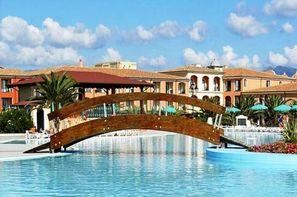 Sardaigne-Olbia, Club Jet Tours Marina Beach 4*