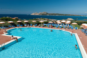 Sardaigne-Olbia, Club Lookéa Authentique Cala Blu 4*