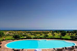 Sardaigne-Olbia, Club Marmara Cala Fiorita 4*