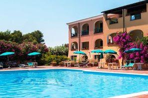 Sardaigne-Olbia, Hôtel Torre Moresca 4*