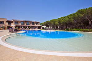 Sardaigne-Olbia, Hôtel Tui Sensimar Matta Village 4*