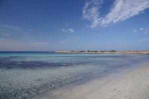 Sardaigne-Olbia, Club Baia dei Mori 4*