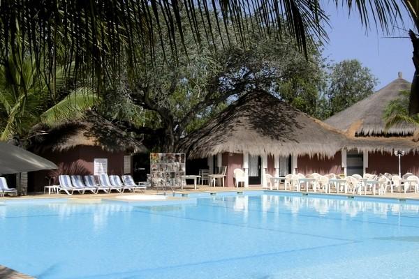 Piscine - Neptune Hôtel Neptune5* Dakar Senegal