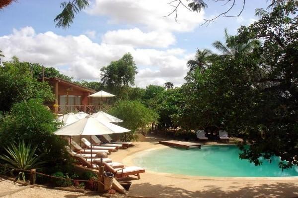 Piscine - Souimanga Lodge Hôtel Souimanga Lodge4* Dakar Senegal