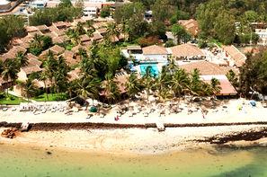 Senegal-Dakar, Hôtel Saly 4*