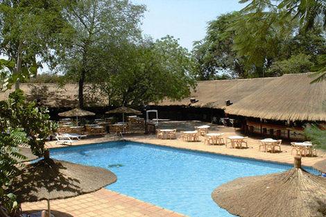 Avis voyageur : Senegal Nianing Hôtel Domaine de Nianing 3*