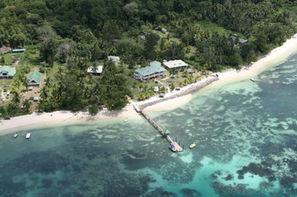 Seychelles - Mahe, Combiné hôtels 2 iles : Mahé et Praslin : L'habitation Cerf Island et Palm Beach