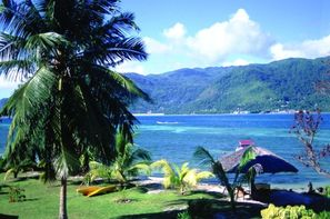Seychelles - Mahe, Hôtel L'Habitation Cerf Island