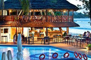 Seychelles - Mahe, Hôtel Coral Strand Hotel