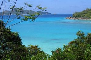 Seychelles-Mahe, Hôtel Castello Beach Hotel 4*