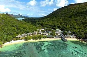 Seychelles-Mahe, Hôtel Le Domaine de la Réserve 4*