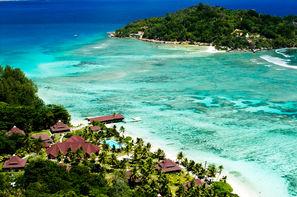 Seychelles-Mahe, Hôtel New Emerald Cove 4*