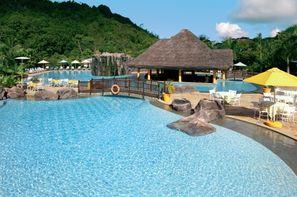 Seychelles-Praslin, Hôtel La Reserve 4*