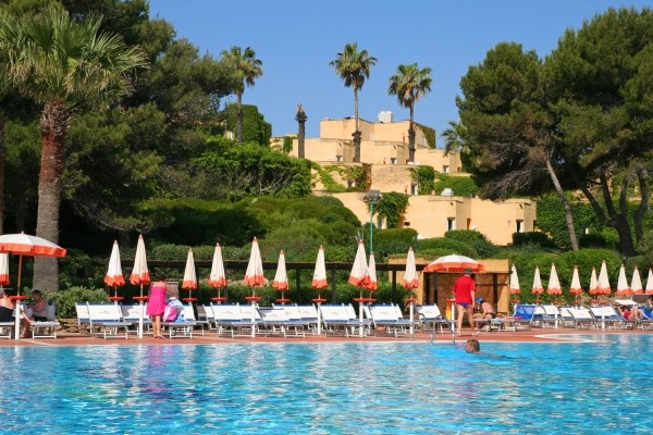 Piscine - Brucoli Village Hotel Brucoli Village4* Catane Sicile et Italie du Sud