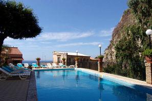 Sicile et Italie du Sud-Catane, Hôtel Corallo 4*