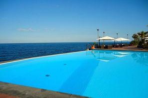 Sicile et Italie du Sud-Catane, Hôtel Santa Tecla et Location de voiture 4*