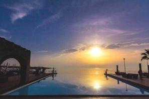 Sicile et Italie du Sud-Catane, Hôtel Santa Tecla Palace et Location de voiture 4*