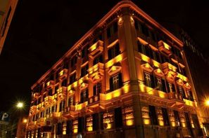 Sicile et Italie du Sud-Palerme, Hôtel Grand Hotel Wagner 5*