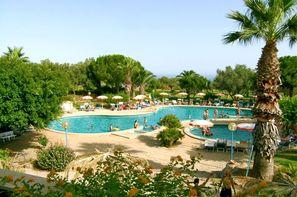 Sicile et Italie du Sud - Palerme, Hôtel Club Alicudi