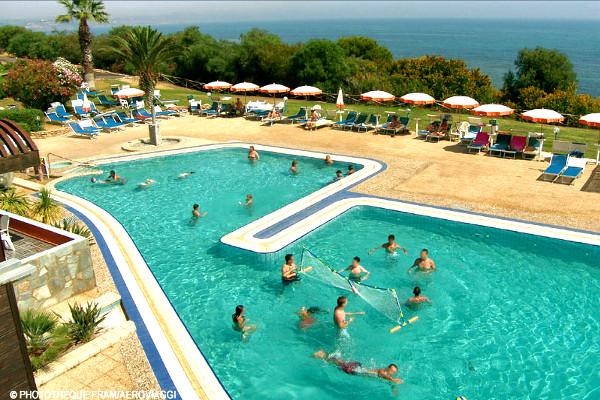 Hotel framissima torre del barone sciacca sicile et italie for Club piscine shawi sud