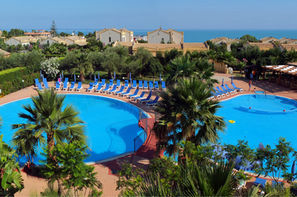 Sicile et Italie du Sud-Palerme, Club Hôtel Dolcestate 4*