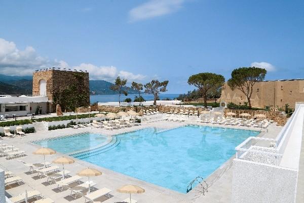 Piscine - Pollina Resort Club Pollina Resort4* Palerme Sicile et Italie du Sud
