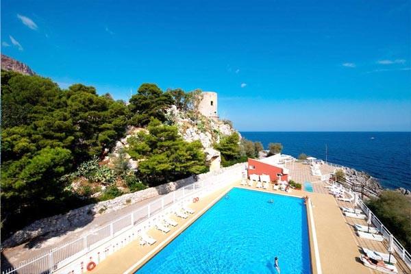 Piscine - Splendid la Torre Hôtel Splendid la Torre4* Palerme Sicile et Italie du Sud