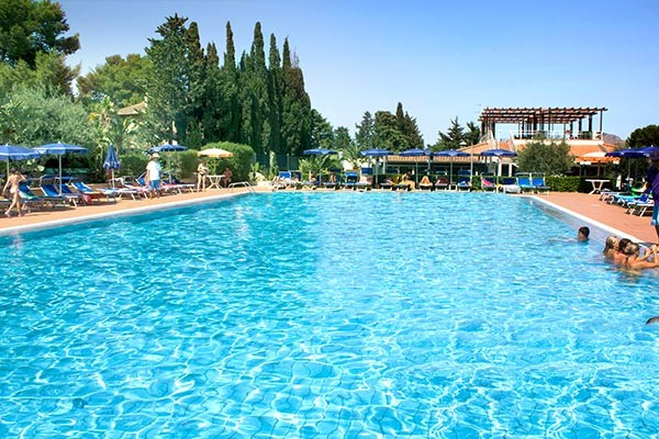 Piscine - Sporting Club Club Sporting Club3* Palerme Sicile et Italie du Sud