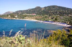 Sicile et Italie du Sud - Palerme, Hôtel Sporting Club
