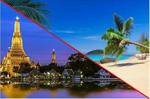 Thailande-Bangkok, Hôtel Combiné Bangkok / Phuket : hôtels Icon - Rawai Palm Beach Resort 4*