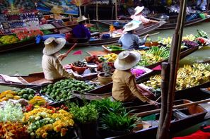 Hôtel Bienvenue en Thailande  - Vols + 1 nuit à Bangkok en hôtel