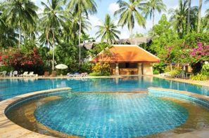 Thailande - Bangkok, Hôtel Duangjitt Resort