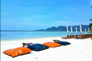 Thailande-Bangkok, Hôtel Muang Samui Spa Resort 5*