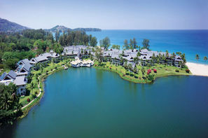 Thailande-Bangkok, Hôtel Outrigger Laguna Beach Resort 5*