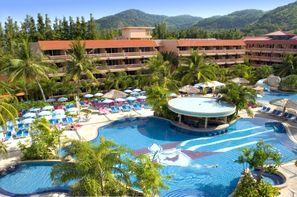 Thailande-Bangkok, Hôtel Phuket Orchid Resort & Spa 3*