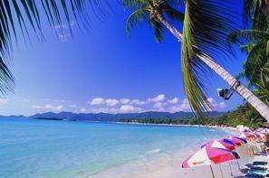 Thailande - Koh Samui, Hôtel Chaba Cabana Beach Resort