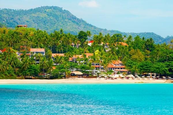 Hotel Avec Piscine Privee Koh Samui