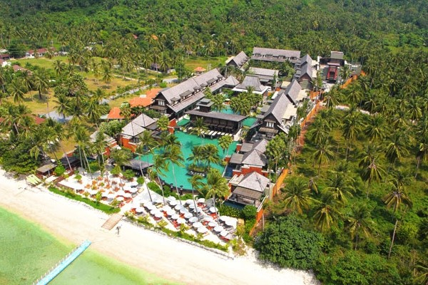 Bilder Hotel Samui Laguna Resort
