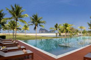 Thailande-Krabi, Hôtel Kappa Club Anantara Si Kao Resort 5*