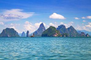 Thailande-Phuket, Hôtel Combiné Dream Phuket + Zeavola Phi Phi - VF 5*
