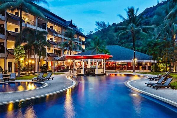 hotel kappa club swissotel resort phuket phuket thailande promovacances. Black Bedroom Furniture Sets. Home Design Ideas